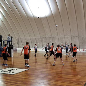 Volley Dome